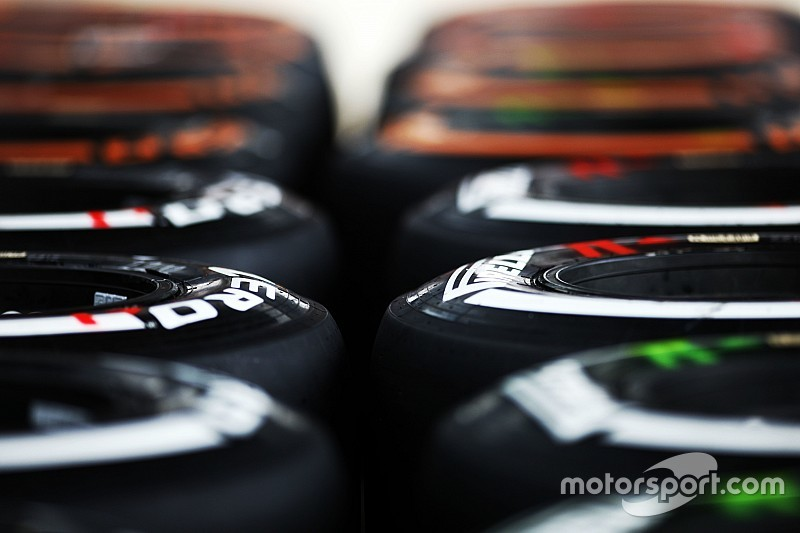 F1 teams given greater tyre choice freedom for testing