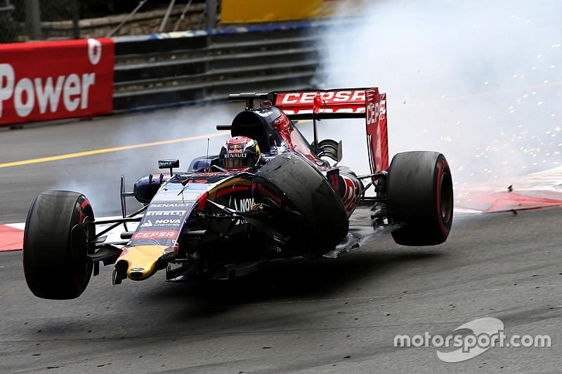 Toro Rosso teme mais erros dos pilotos em segundo ano