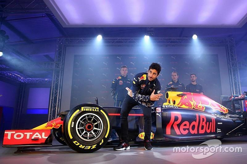 Red Bull pede para Ricciardo perder peso para 2016