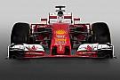 Ferrari afirma que SF16-H possui conceitos