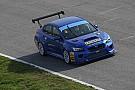 TCR-Subaru mit weiteren Testfahrten in Cremona