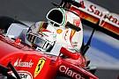 Vettel soddisfatto: