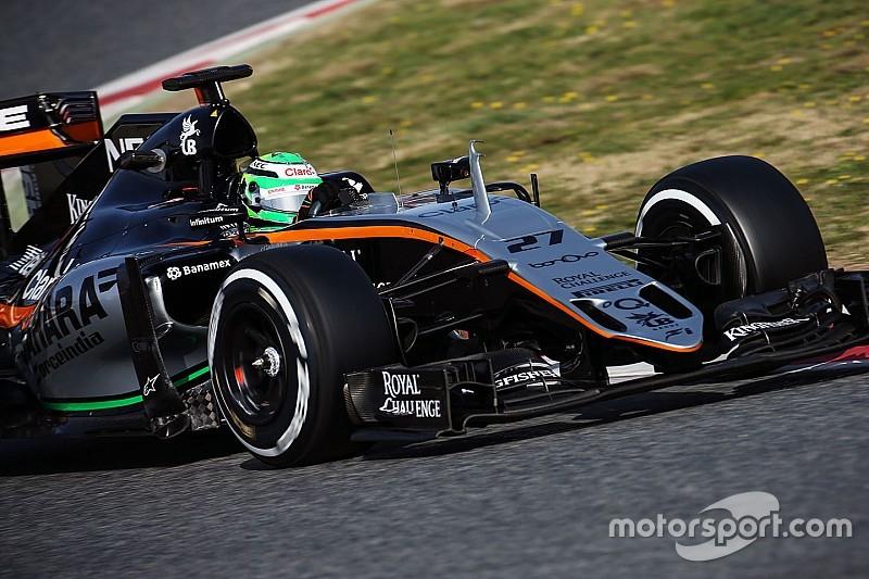Test Barcellona, Day 3: stupiscono Force India e Haas