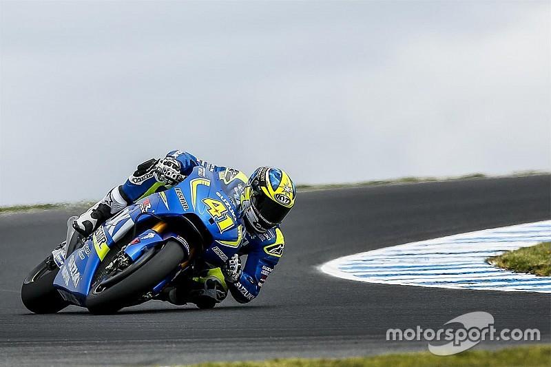 Suzuki tem que lutar pelo pódio em 2016, diz Espargaro