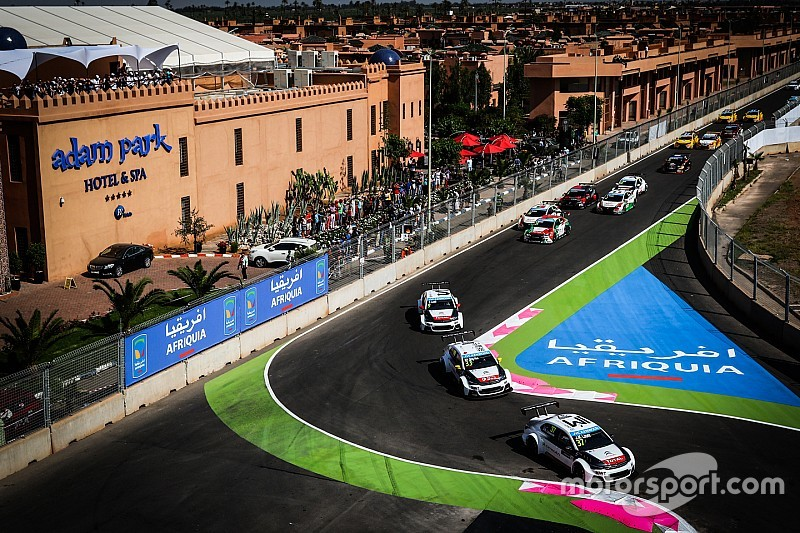 Morocco eyes Formula E race in Marrakech