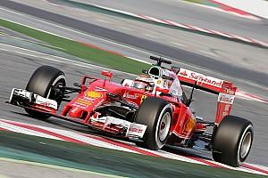 Формула 1 Отчет о тестах Райкконен быстрее всех утром в четверг