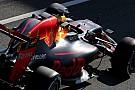 Red Bull testará proteção de cockpit ao estilo