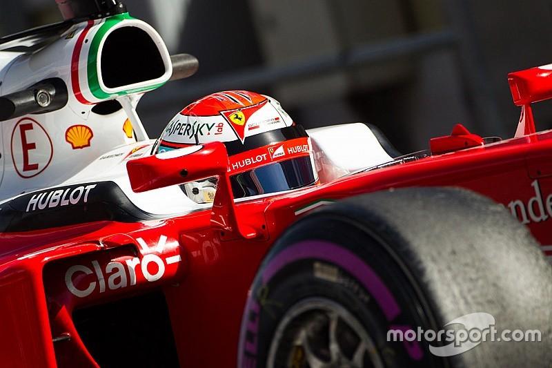 Formel-1-Test in Barcelona: Kimi Räikkönen Schnellster, wieder Probleme bei Haas