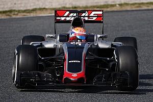 Формула 1 Комментарий Грожан призвал Haas решить проблемы с тормозами