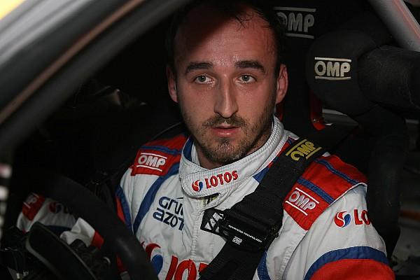 Robert Kubica gibt Comeback auf der Rundstrecke
