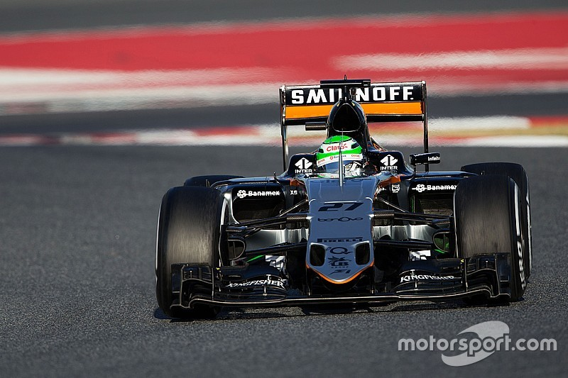 Force India planea mejoras a corto plazo en el auto