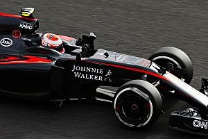 Formule 1 Nieuws McLaren behoudt Johnnie Walker als sponsor