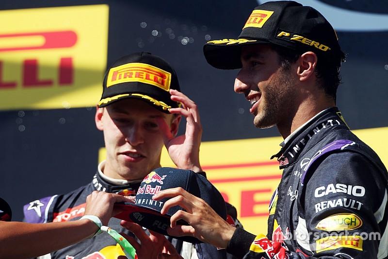 Red Bull dispensará piloto que não render, alerta consultor