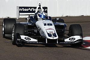 Indy Lights Qualifiche Kyle Kaiser conquista la prima pole stagionale
