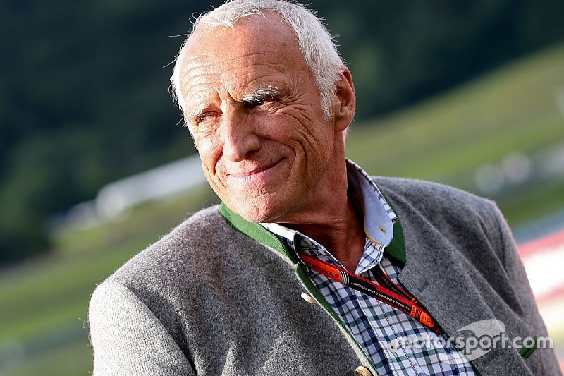 "Mateschitz: ""Senza una power unit competitiva lasceremo la F.1"""