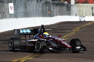 Indy Lights Noticias de última hora Urrutia y un domingo difícil en San Petersburgo