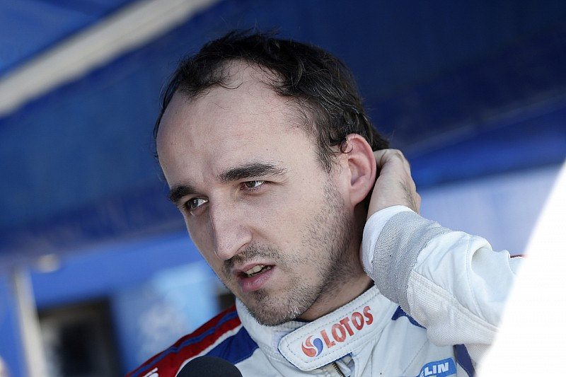 Robert Kubica 'puur voor de lol' in Mugello 12 Hours