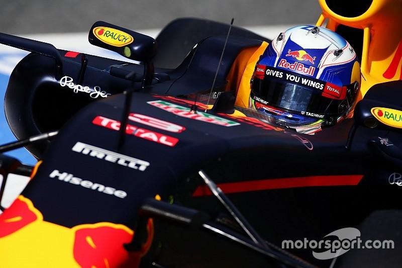 Webber: Ricciardo é muito mais rápido do que eu fui