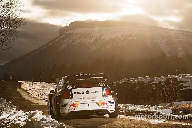 Volkswagen: provati due paraurti nuovi per la Polo R WRC 2017