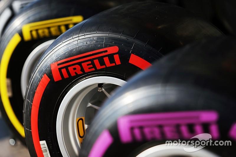 FIA en teams vergaderen in Melbourne over banden voor 2017