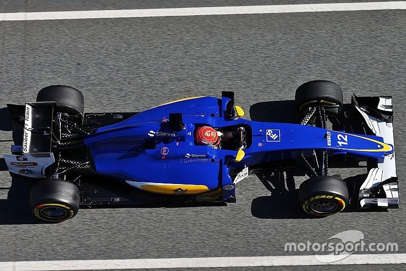 Nasr admite dificuldades, mas confia em melhora da Sauber