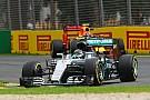 Rosberg bate em treino e se desculpa por