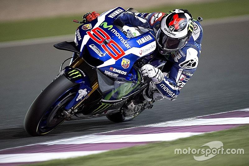 MotoGP Qatar: Lorenzo troeft Marquez af in laatste training