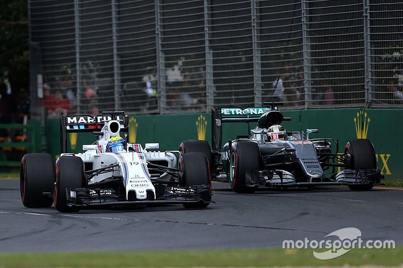 Williams vive expectativa por novo bico já no GP do Bahrain