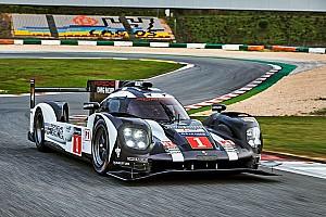 """WEC News """"Bereit für die Titelverteidigung"""": Porsche präsentiert neues LMP1-Auto"""