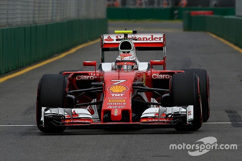Raikkonen podrá usar en Bahréin su motor de Australia