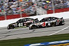 NASCAR El director de GM dice que el éxito de Chevy llevó a SHR a Ford