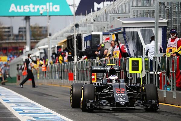 Квалификация осталась прежней из-за McLaren и Red Bull