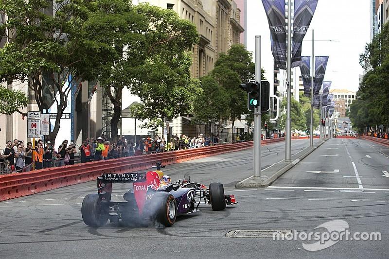 فريق ريد بُل سيقوم بعرض فورمولا 1 في عُمان