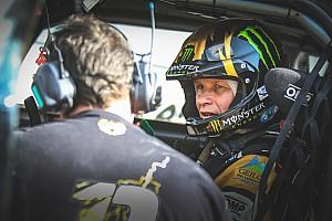 World Rallycross Entrevista Solberg: