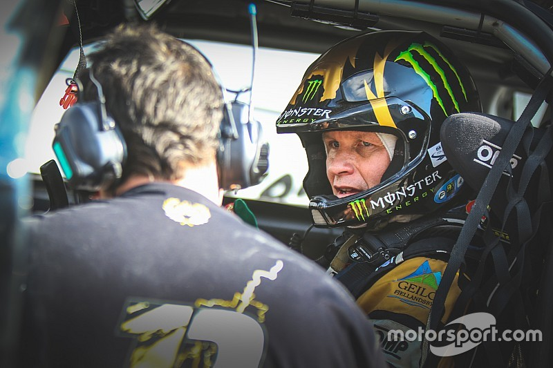 """Solberg: """"La llegada de Loeb en el Mundial de Rallycross es un sueño hecho realidad"""""""
