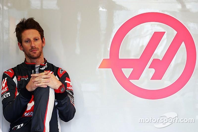 Grosjean quiere correr en NASCAR, pero después de probar debidamente