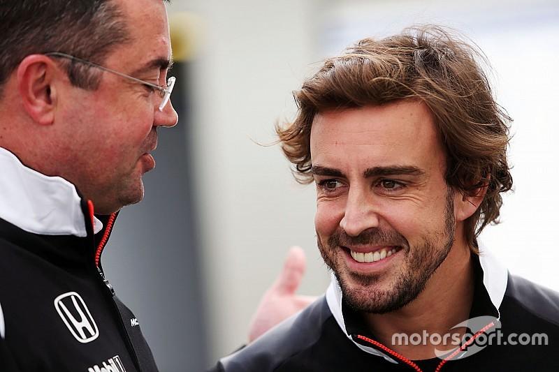 """Alonso: """"La reazione della McLaren dopo il crash è stata incredibile"""""""