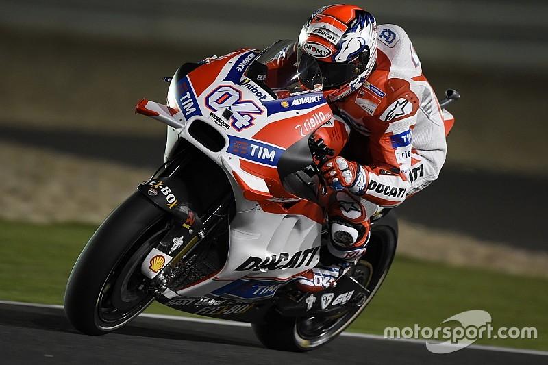 Após recorde de velocidade, Ducati busca aderência em curvas