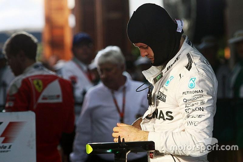 Rosberg espera encontrar fuerte a Ferrari en Bahrein