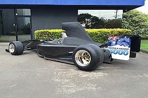 Other open wheel 突发新闻 新的澳洲FT5000系列赛启动
