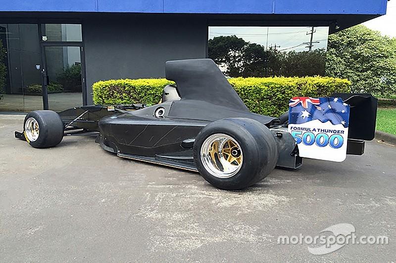 新的澳洲FT5000系列赛启动