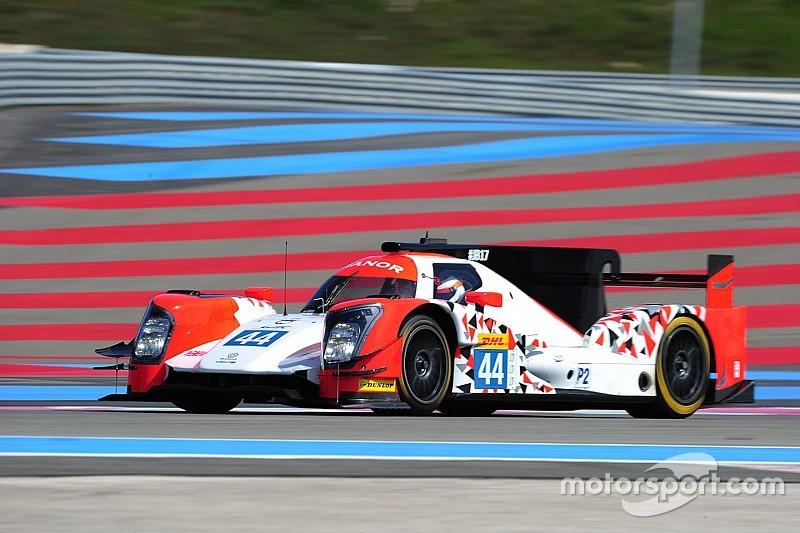 Manor geeft tweede chassis shakedown op Rockingham
