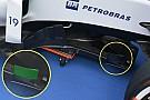 Технический брифинг: сплиттер и задняя часть Williams FW38