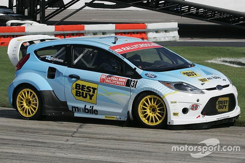 "Multiple WRC champion Gronholm ""tempted"" by rallycross return"