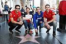 Galería: Pilotos de Fórmula E en Hollywood
