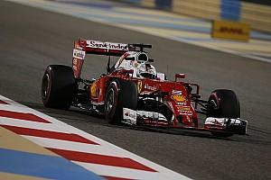 F1 Reporte de calificación Vettel admite la ventaja de Mercedes para el domingo
