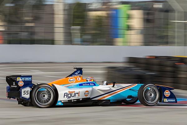 Formel E Long Beach: Felix da Costa verliert Pole-Position