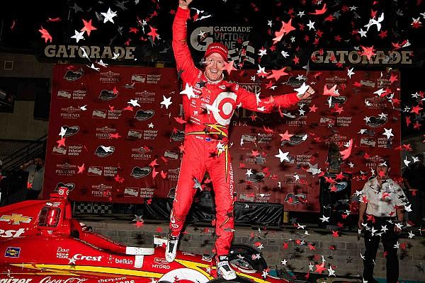 IndyCar Scott Dixon gana en Phoenix