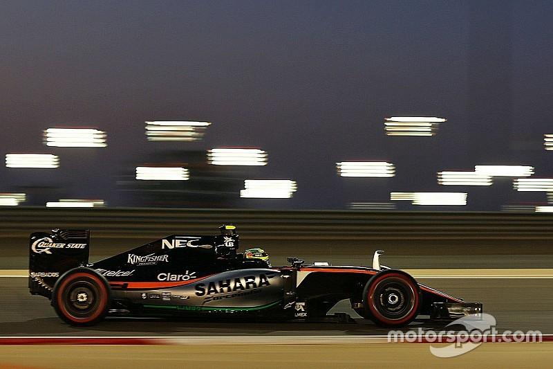 Sergio Pérez tiene confianza en el futuro de Force India