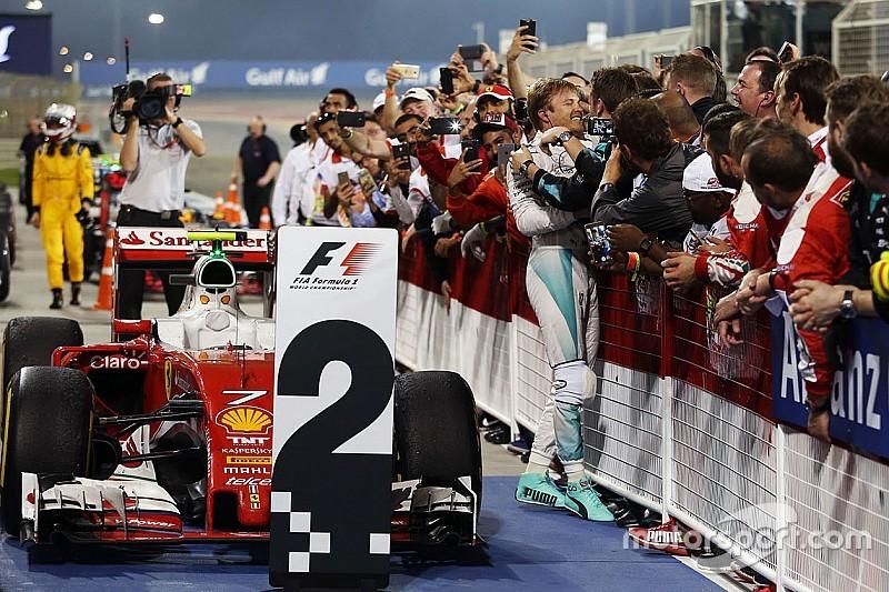 Скорость Ferrari не испугала Mercedes